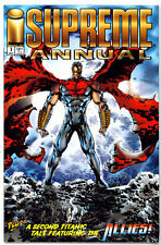 •.•  SUPREME ANNUAL • Issue 1 • Image Comics