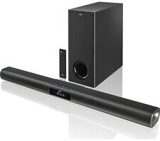 JVC TH-WL515B de 2.1 TV Barra de Sonido Altavoz 220W Subwoofer Inalámbrico Bluetooth Hdmi
