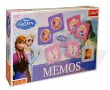 Disney Frozen Memos Board Game Puzzle Brand New Gift