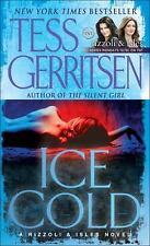 Ice Cold: A Rizzoli & Isles Novel by Tess Gerritsen, Good Book