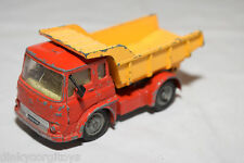 CORGI TOYS 494 BEDFORD TRACTOR TIPPER TRUCK EXCELLENT CONDITION