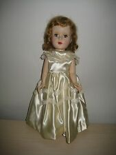 "VINTAGE 1950s AMERICAN CHARACTER SWEET SUE 15"" WALKER DOLL W/ COMPLETE OUTFIT"