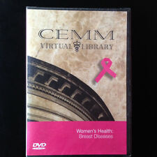 Women's Health: Breast Diseases, DVD, CEMM VIRTUAL LIBRARY, CANCER, NEW