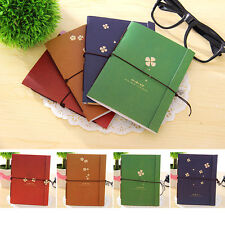 Stationery Diary Travel Journal Notebook Note Book Planner Writing Pocket Memo