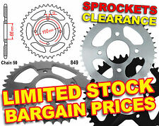 YAMAHA RD250 DX 77 RD400 C D 76-77  38 TOOTH REAR SPROCKET WHEEL SPROCKET 849-38