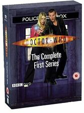 Doctor Who: The Complete First Series (Box Set) [DVD] Season 1 season 1 Dr Who ^