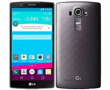 LG G4 H810 - 32GB - Metallic Gray (AT&T Unlocked) 4G LTE GSM Smartphone - RB
