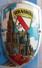 Strasbourg new badge mount stocknagel hiking medallion G9839