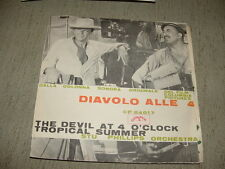 "STU PHILIPS Orchestra  "" THE DEVIL AT 4 O' CLOCK "" O.S.T.  ITALY'6?"
