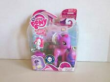 "MY LITTLE PONY FIM G4  TWILIGHT SPARKLE with Suitcase & Puppy 3"" NIP 2011"