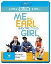 Me And Earl And The Dying Girl (Blu-ray, 2016)EX RENTAL DISC ONLY CAN POST 4 DIS