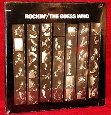 LP THE GUESS WHO  ROCKIN' 1972 RCA VICTOR SEALED