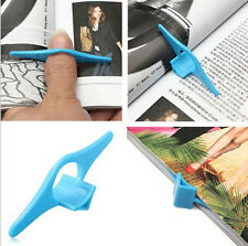 Practical Multifunction Thumb Thing Book Page Holder Bookmarks Book Marker Stand
