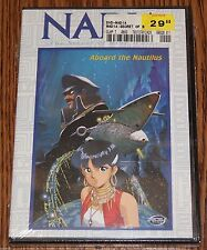 Nadia: Secret of the Blue Water Vol.3 - Aboard the Nautilus (DVD,2001) BRAND NEW