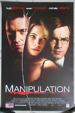 Affiche MANIPULATION Deception HUGH JACKMAN Ewan McGregor 40x60cm