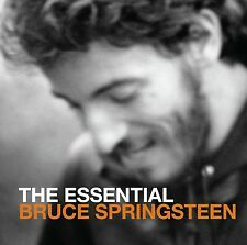 BRUCE SPRINGSTEEN - THE ESSENTIAL BRUCE SPRINGSTEEN 2 CD NEU