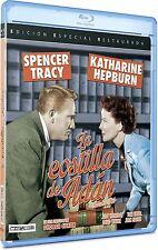 ADAM'S RIB (1949)  **Blu Ray B** Katharine Hepburn Spencer Tracy