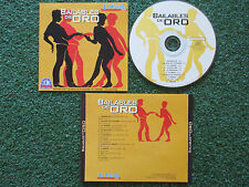 Latin Merengue Salsa BAILABLES DE ORO Covers By Los Fugitivos RARE SPAIN CD 1998