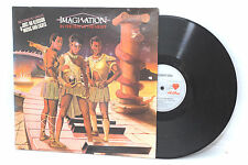 DISQUE VINYL 33 T IMAGINATION IN THE HEAT OF THE NIGHT 1982  OCCASION