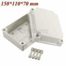 150*110*70mm Plastic Waterproof Power Junction Electrical Box Enclosure Case