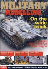 MILITARY MODELLING FEBRUARY 2012-ARMY TANK WAR MODEL HOBBY MAG-FREE TOOL CAT