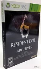 RESIDENT EVIL 6 ARCHIVES (MICROSOFT XBOX 360) BRAND NEW FACTORY SEALED