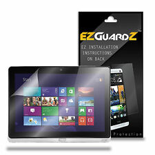 2X EZguardz Screen Protector Shield 2X For Acer Iconia Tab W700 (Ultra Clear)