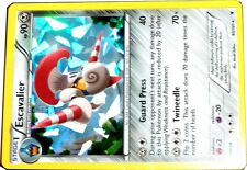 PROMO POKEMON HOLO MOSAIQUE ESCAVALIER N° 80/101 .....