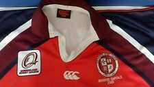 Brisbane capitales ™ queensland étudiants rugby league shirt *** 24w 31l 2 xl ***