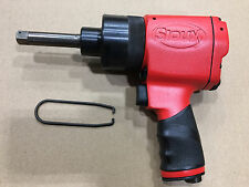 "NEW ½"" Air Impact Wrench Sioux 4035B Ext. Anvil Pneumatic"