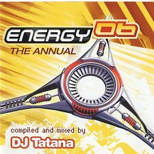 DJ Tatana - Energy 06 - The Annual - CD MIXED - TRANCE TBA SWITZERLAND