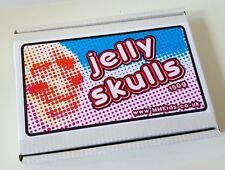 Jelly Skulls - 150 grams Sweet Parcel - Sweets Gift Box Halloween