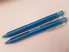 PILOT FRIXION-BALL 0.5mm ERASABLE Rollerball pen (2 light-blue pens)