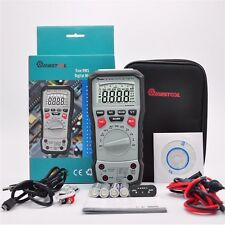 Mustool MT826 True RMS Professional Digital Multimetro Multimeter AC/DC Current