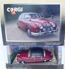 "Corgi Toys 1:43 JAGUAR Mk II ""INSPECTOR MORSE"" TV & Movie Car MIB`93 1st Edition"