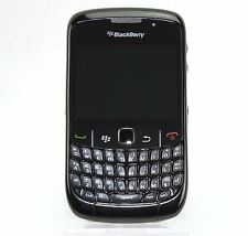 Blackberry Curve 8520 Black QWERTY BBM Business Smartphone - Locked to Virgin