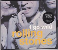 Rolling Stones-I Go Wild cd maxi single incl postcards