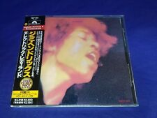 Jimi Hendrix Electric Ladyland Japan CD Obi/Portrait 1991 POCP-2021