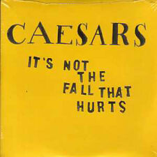 CD Single CAESARS It's not the fall that hurts PROMO 2-track CARD SLEEVE NEW