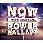 Various Artists - Now That's What I Call Power Ballads [2015 3 x CD] {CD Album}