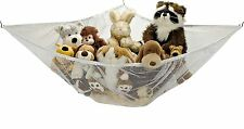 JUMBO Toy Hammock Net Organize Stuffed Animals And Bath Kids Toys *FREE S&H*