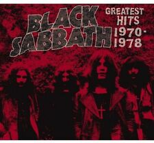 Black Sabbath - Greatest Hits 1970-1978 [New CD] Rmst