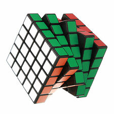 Cube 5x5x5 Magic Speed Cube Ultra-Smooth White Twist Puzzle rubik