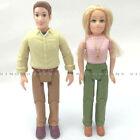 New Arrival Gift Fisher Price Loving Family Mom Dad Couples Action Figure Toys