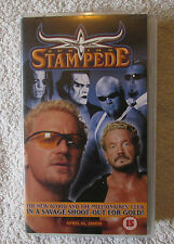 WCW Spring Stampede 2000 - VHS Video Tape - PAL (UK) Format PPV 00 NWO