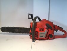 "Husqvarna 55 Chainsaw with 16"" bar"