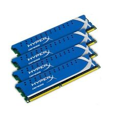 *NEW* KINGSTON HyperX 32GB ( 4 x 8GB ) DDR3 PC3-12800 1600MHz *KHX16C9K4/32X*