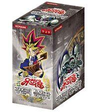 YUGIOH Metal Raiders OCG Booster Box Yu-Gi-Oh Korean Ver Card Game