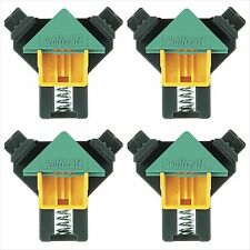 Wolfcraft Wood Mitre Joining Corner Clamps x 4 WFC-3051000