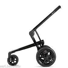 châssis black poussette Quinny MOODD - châssis avec roues